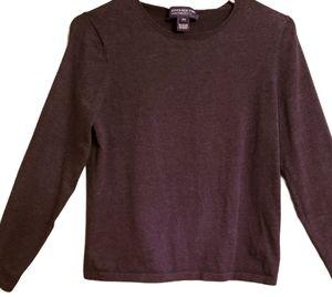 Jones New York sweater gray